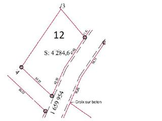 Lot for sale in Val-des-Monts, Outaouais, Chemin du Chêne-Rouge, 28339477 - Centris.ca