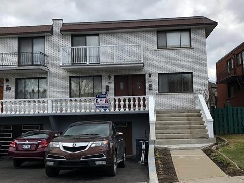 Duplex à vendre à Saint-Laurent (Montréal), Montréal (Île), 3150 - 52, Rue  Saint-Charles, 28700462 - Centris
