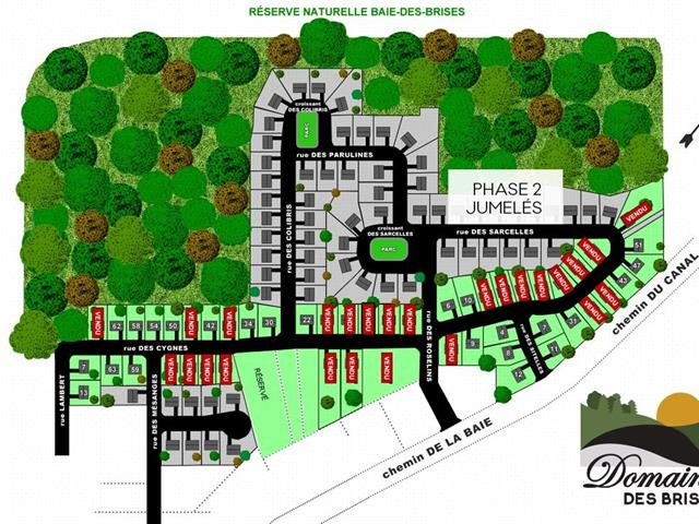 Lot for sale in Saint-Stanislas-de-Kostka, Montérégie, Rue des Sarcelles, 21900694 - Centris.ca