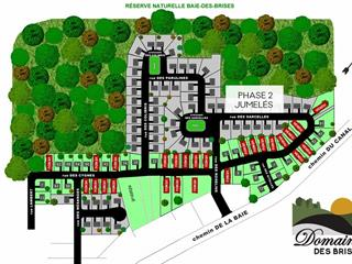 Terrain à vendre à Saint-Stanislas-de-Kostka, Montérégie, Rue des Cygnes, 22056083 - Centris.ca