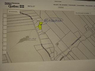 Lot for sale in Saint-Cuthbert, Lanaudière, 4890, Rang  Saint-André Sud-Ouest, 13638617 - Centris.ca