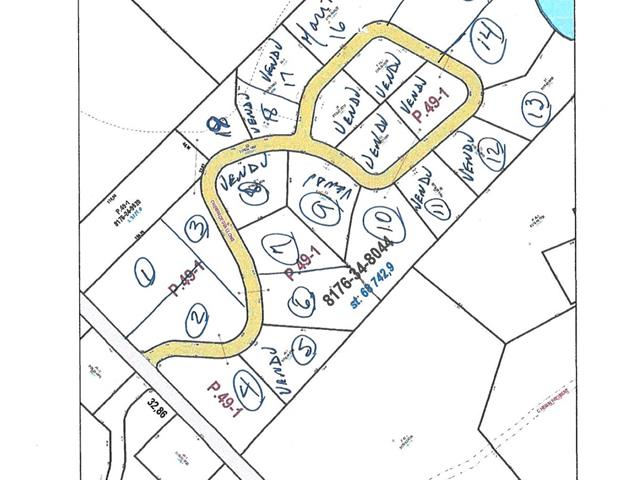 Lot for sale in Saint-Michel-des-Saints, Lanaudière, Chemin des Vallons, 9656404 - Centris.ca