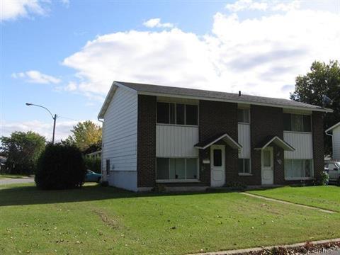 Duplex for sale in Sorel-Tracy, Montérégie, 44 - 46, Rue de Bromont, 8537669 - Centris.ca