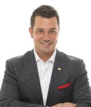 Francis Gélinas, Courtier immobilier résidentiel