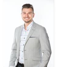 Gabriel Pomerleau-Rioux, Residential Real Estate Broker