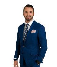 Sacha De Santis, Courtier immobilier résidentiel et commercial