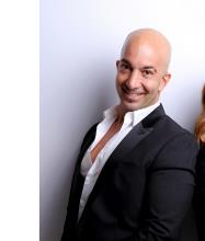 Arnaud-Ochine Kuyumcu, Residential and Commercial Real Estate Broker
