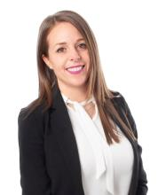 Andréa Côté, Residential and Commercial Real Estate Broker
