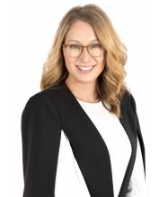 Maude-Sophie Desjardins, Courtier immobilier résidentiel
