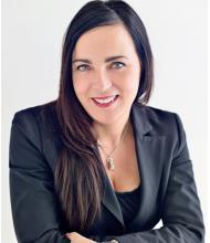 Catherine Thériault, Courtier immobilier