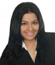 Sonia Saini, Courtier immobilier résidentiel et commercial