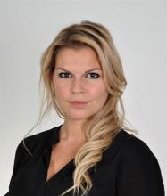 Bianca Bergeron-Hotte, Courtier immobilier résidentiel et commercial