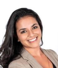 Ines Halim, Courtier immobilier résidentiel