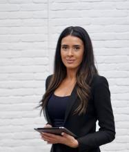 Radia Dahchi, Residential Real Estate Broker