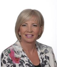 Marjolaine Gingras, Courtier immobilier