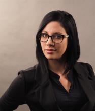 Audrey Ferraro, Courtier immobilier résidentiel et commercial agréé DA