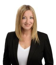 Chantal Dussault, Courtier immobilier