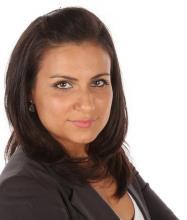 Myriam-Karina Perna, Courtier immobilier résidentiel et commercial