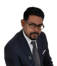 Kanthan Vilvaratnam, Chartered Real Estate Broker