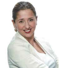 Jenny Milevschi, Courtier immobilier