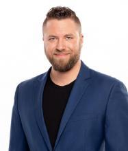 Sébastien Perreault, Residential Real Estate Broker