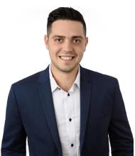 Mathieu Vézina, Residential Real Estate Broker