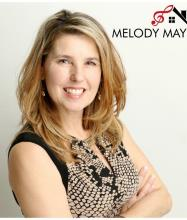 Melody May, Courtier immobilier