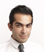 Ramtin Abadian, Certified Residential and Commercial Real Estate Broker AEO