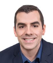 Jonathan Desrosiers-Morin, Courtier immobilier résidentiel
