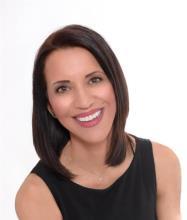Caroline Larocque, Courtier immobilier