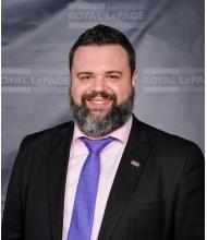 Dimitrios Rounis, Real Estate Broker