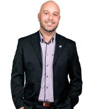 Eric Fortier, Residential Real Estate Broker