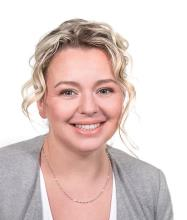 Jacynthe Grégoire, Real Estate Broker