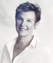 Gillian Hartley, Courtier immobilier résidentiel