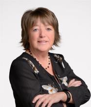Andrée Côté, Courtier immobilier