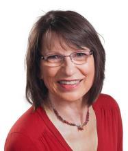 Gerda Schieder, Courtier immobilier agréé