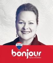 Nathalie Boudrias, Courtier immobilier