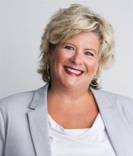 Linda Lauzon, Courtier immobilier agréé