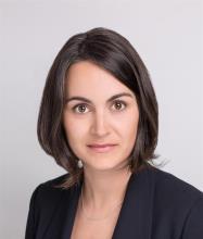 Mélissa Routhier, Courtier immobilier