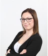 Stéphanie Talbot-Turcotte, Residential Real Estate Broker