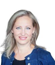Geneviève Lepage, Residential Real Estate Broker