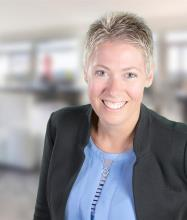 Caroline Lévesque, Residential Real Estate Broker