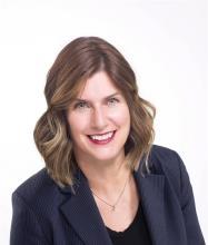 Francine Poirier, Courtier immobilier