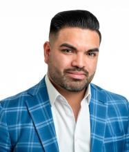Luis Salgado Mellado, Residential Real Estate Broker
