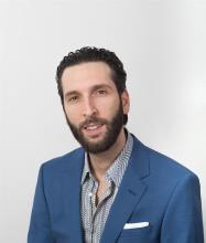 Dimitrios Georgopoulos, Courtier immobilier résidentiel