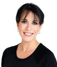 Stéphanie Vézina, Courtier immobilier