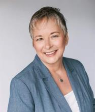 Dominique Racine, Real Estate Broker