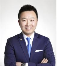 James He, Real Estate Broker