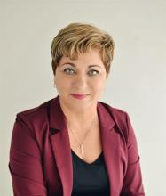 Marina Aliev, Residential and Commercial Real Estate Broker