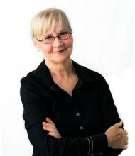 Lucie Bouchard, Courtier immobilier